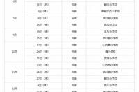 武雄市が「反転授業」の公開学習日程を公表、小学校で計22回実施 画像