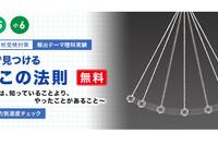 栄光ゼミ、中高一貫受検対策の理科実験「ふりこの法則」を開催 10/18・19 画像