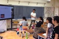 多摩市立愛和小、1人1台iPad体制のICT教育授業を公開…11/22 画像