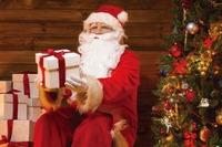 サンタが部屋までプレゼントをお届け、ホテル椿山荘東京のクリスマスプラン 画像