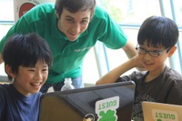 GABA×CA Tech Kids、英語とプログラミングを学ぶ小学生向けイベント12/13 画像
