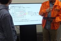 工学院中高大、首都直下型地震震度6強を想定した防災訓練を実施 画像