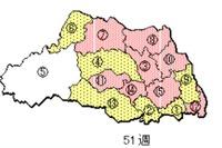 【インフルエンザ14-15】埼玉県が警報レベル…東京都も前週の2倍近くに 画像