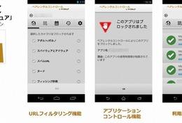 NTT Com、子どものスマホセキュリティサービスに新機能追加