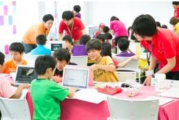 CA Tech Kids、プログラミングスクールをリニューアル…低学年コースも