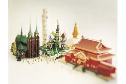 【冬休み】世界遺産40作品をレゴで再現…二子玉川ライズ12/26-1/5