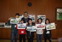 トヨタのクルマづくりを聾学校児童が体験、1973年より毎年開催