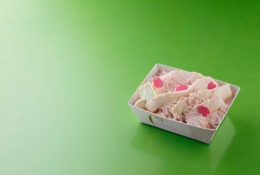 シーキューブ、桜香る春のティラミスが限定販売 画像