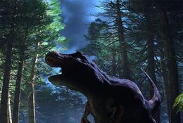 白亜紀の恐竜を実物大で楽しめる3Dシアター…ラグナシア