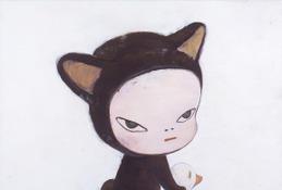 東京国立近代美術館「奈良美智がえらぶMOMATコレクション」 画像