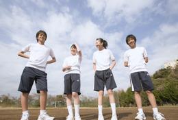 体力が低い男子中学生は学業成績も低い…北教大が分析