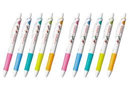 パイロット、熊本や世界の子どもを支援するボールペンを発売