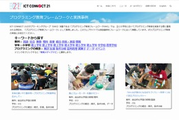 ICT CONNECT 21「プログラミング教育フレームワーク」公開