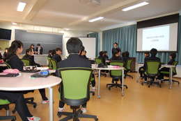 iPadを取り入れ能動的な協同学習を実践…西武台新座中SACLA