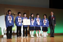 1万5千人の中学生が参加した科学の甲子園ジュニア全国大会、優勝は滋賀県