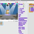 「Scratch(スクラッチ)」の画面
