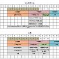 プログラミング教育の学年別実施状況(シンガポール、上海)