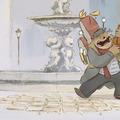 『くまのアーネストおじさんとセレスティーヌ』 - (C) 2010 Les Armateurs - Maybe Movies - La Parti - Melusine Productions - STUDIOCANAL - France 3 Cinema - RTBF