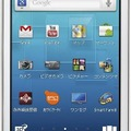 「AQUOS PHONE THE PREMIUM 009SH」ホワイト 「AQUOS PHONE THE PREMIUM 009SH」ホワイト