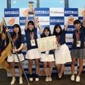 優勝 神戸女学院高等学部「Primeチーム」