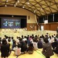 i和 design-Programming Festival開始前の朝礼