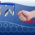 大量生産も可能な「電子ナノ絆創膏」のイメージ