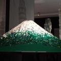 レゴブロック作品:富士山