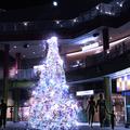 イルミネーションクリスマスツリー