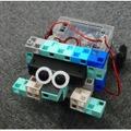 「ブロックロボット」の作例