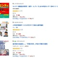 アマゾン「教育・学参・受験の売れ筋ランキング」4位~6位