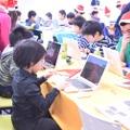 Tech Kids CAMP Christmasのようす