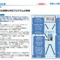 早稲田大学の「卓越した優れた取組み」