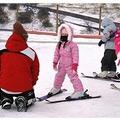 初めてのスキー体験会