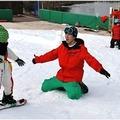 初めてのスノーボード体験会