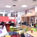 Qremo川崎校。3Dプリンターの教室なども開催されている