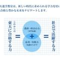「Z会東大進学教室 メテウス」の解説