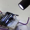 光を感じて動き出すマシンを作りに挑戦