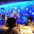 お絵かき水族館(過去のようす)