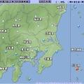1月30日の関東地方の天気予報(気象庁)