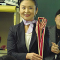 協働学習教材の監修者のひとり、筑波大学客員教授の江上いずみ氏