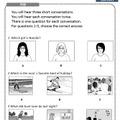 高等学校基礎学力テストの英語の問題例