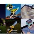 タブレットやスマートフォンを使って迫力満点の月面を撮影・観望できる