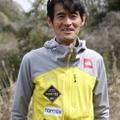 「ザ・ノース・フェイス ファミリー・トレイルランニング」の講師を務める鏑木毅