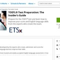 ETSがMOOCで配信するTOEFL準備コース「TOEFL Test Preparation:The Insider's Guide」