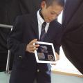 iPad 2でプレゼン