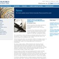 Oxford opens monograph platform to university presses worldwide