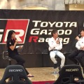 TOYOTA GAZOO Racing PARK inトレッサ横浜