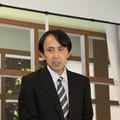 NTT 常務理事 新ビジネス推進室長 中山俊樹氏