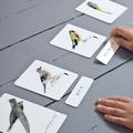 絵のカードと名前を並べ分類