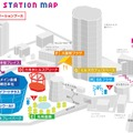 SUMMER STATION MAP